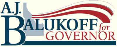 A.J. Balukoff for Governor