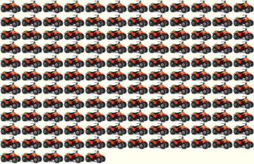 137,000 ATVs, sort of