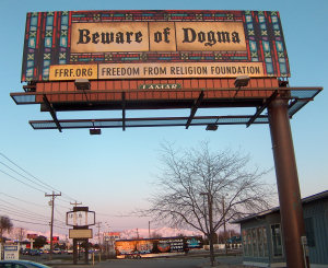 The (2009) billboard along Fairview, E of Maple Grove