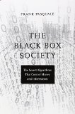 The Black Box Society cover