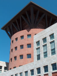 The Denver Public Library, exterior