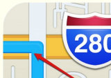 Excerpt of Apple Maps app icon?