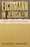 Cover image of 'Eichmann in Jerusalem'