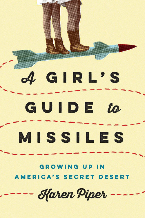 A Girl's Guide to Missiles cover