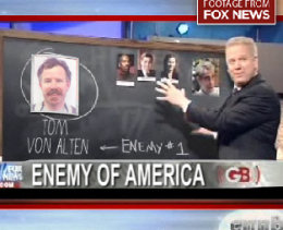 From the Glenn Beck video attacking me