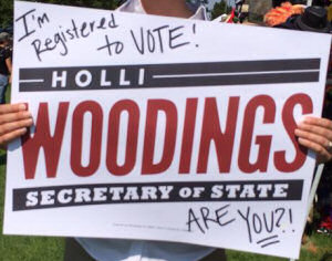 Holli Woodings for Secretary of State