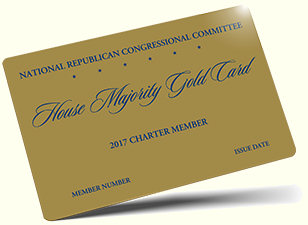 The House Majority Gold Card