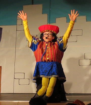 From Shrek, the Musical, produced in Spokane Valley last month