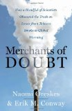 Cover image of 'Merchants of Doubt' by Oreskes and Conway