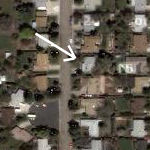 Our house, on satellite