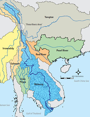 Excerpted from the Mekong River Commission's 2010 State of the Basin Report
