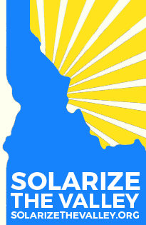 Solarize the Valley logo