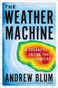 Image of 'The Weather Machine' cover