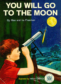 Cover image of 'You Will Go to the Moon'