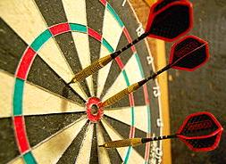 Image from en.wikipedia.org/wiki/File:Darts_in_a_dartboard.jpg